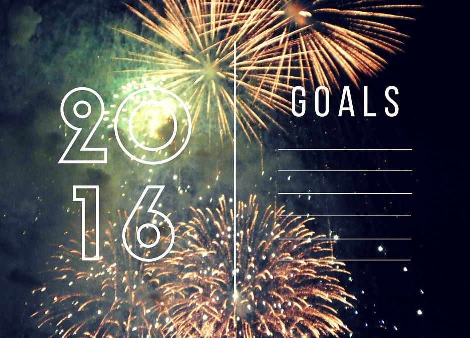 Reflecting on the year and goal-setting for the New Year