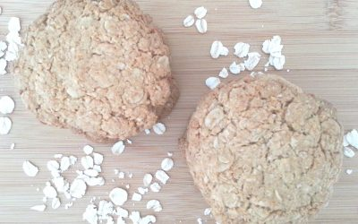 Flourless ANZAC Biscuits